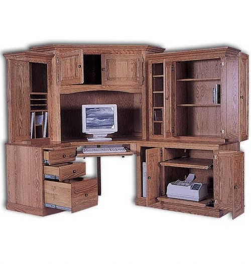 6 PC Deluxe Computer Center