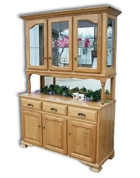 Country Post Hutch / Buffet