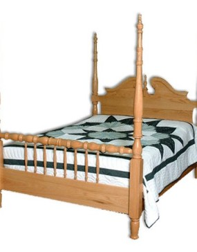 Deluxe Canopy Bed