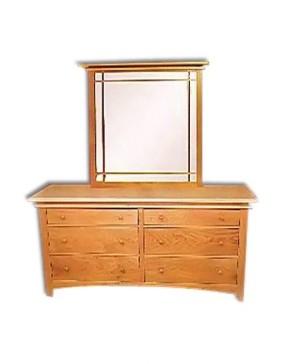 Maple Creek Double Dresser