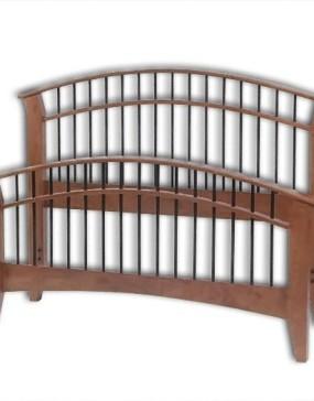 Fresno Dowel Bed