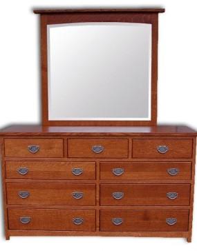 Royal Sante Fe Mission Dressers