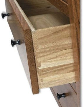 Bunker Hill 6-Drawer Chest