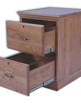 2-Drawer Traditional File Cabinet YT92
