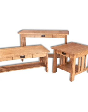 Freemont Mission Occasional Tables