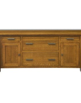 Freemont Mission Lateral Credenza