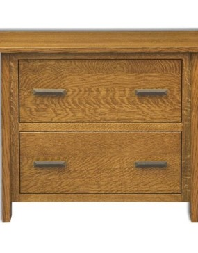 2-Drawer Freemont Mission Lateral File Cabinet