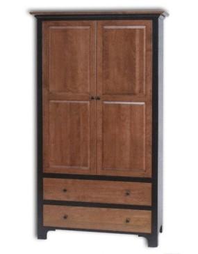 Fresno Long Door Armoire