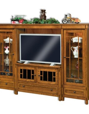 4-Piece Centennial Entertainment Center
