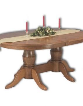 Harrison Double Pedestal Table