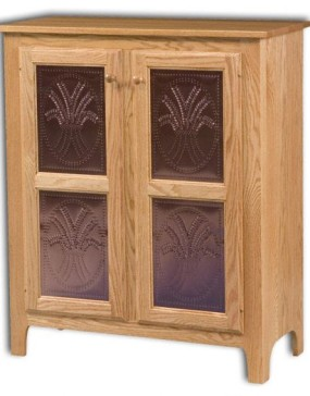 Classic 2 Door Pie Safe Jelly Cupboard