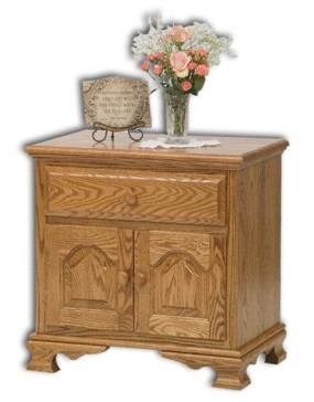 Heritage 2-Door, 1-Drawer Nightstand