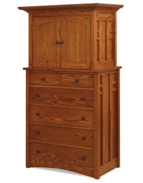 Kascade Chest Armoire