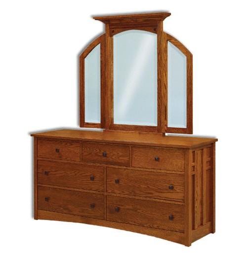 """Kascade 71"""" Dresser"""