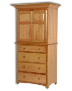 Classic Shaker Large Armoire