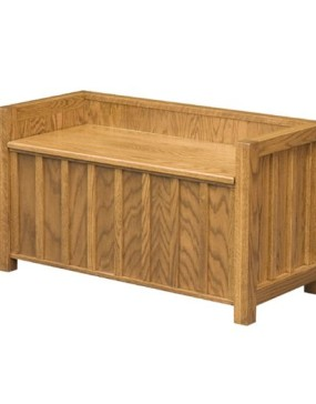 Mission Lift Lid Bench