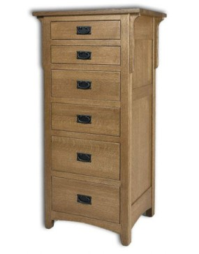 Millcreek Mission Lingerie Chest