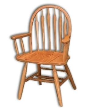 Low Arrow Chair