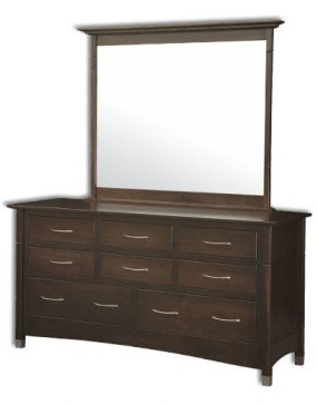 Lexington 8 Drawer Dresser