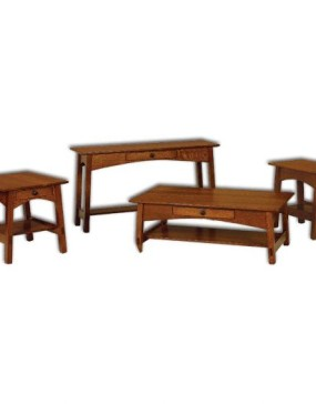 McCoy Open Occasional Tables