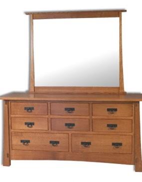 Modesto 8 Drawer Dresser