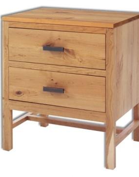 Lynnwood 2-Drawer Nightstand