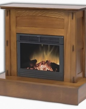 Modesto Electric Fireplace