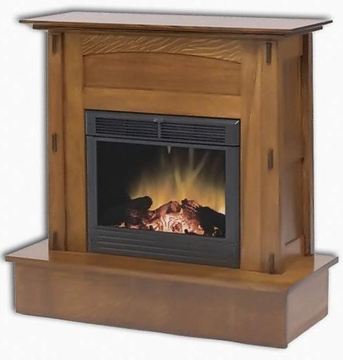 Modesto Electric Fireplace