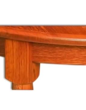 Easton Oval Leg Table