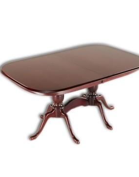 Princeton Double Pedestal Table