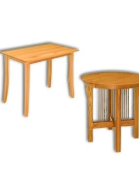 Craftsman Mission Pub Table