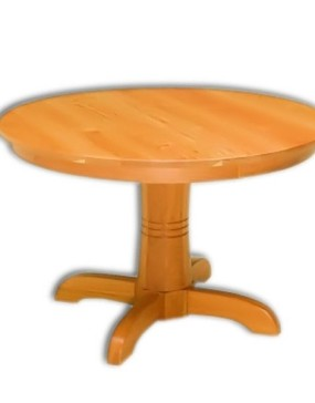 Regal Shaker Pedestal Table