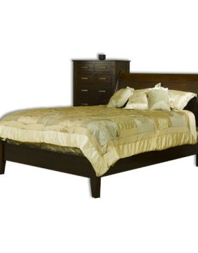 Riverview Mission Low Footboard Bed