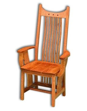 Royal Mission Chair