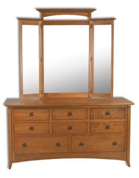 Shaker Hill 8-Drawer Dresser