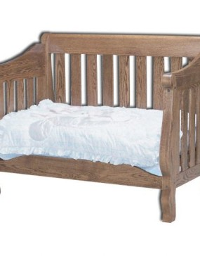 Sleigh Conversion Crib