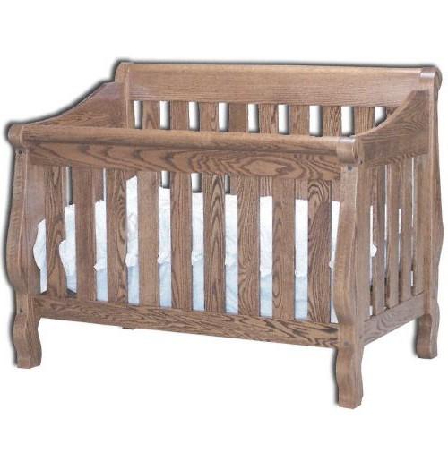 Sleigh Conversion Crib