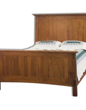 McCoy Panel Mission Bed
