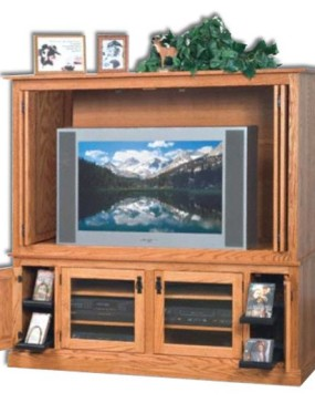 Mission Wide Screen TV Unit