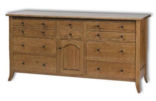 Bunker Hill 72W Dresser
