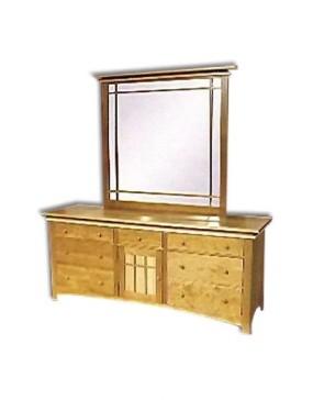 Maple Creek Triple Dresser