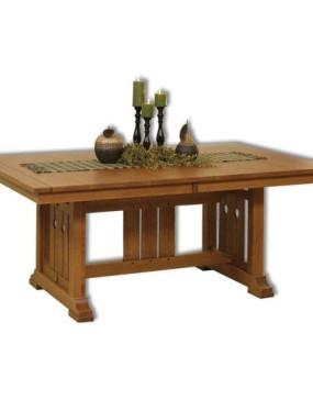 Windsor Ridge Trestle Table / Durango