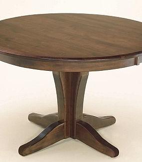 Vintage Pedestal Table / Pub Table