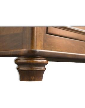Woodbury 10 Drawer Dresser