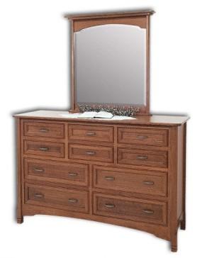 West Lake 10 Drawer Dresser