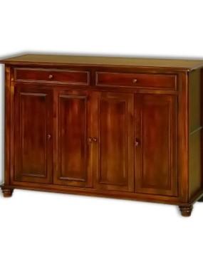 Woodbury Leaf Storage Cabinet