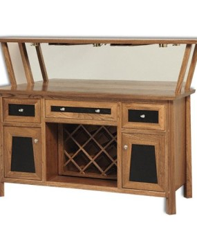 Vancoover Wine Cabinet