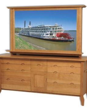 Grand River Triple Dresser